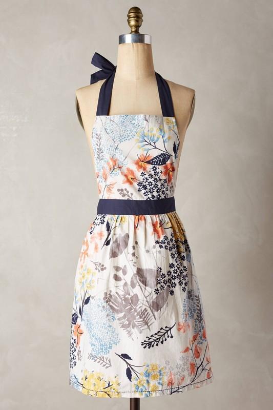 Anthropologie cuisine couture apron pradux for Anthropologie cuisine couture apron
