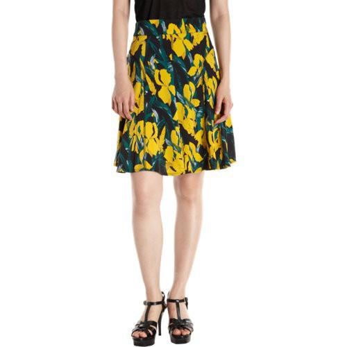 Print Tulip Skirt 116