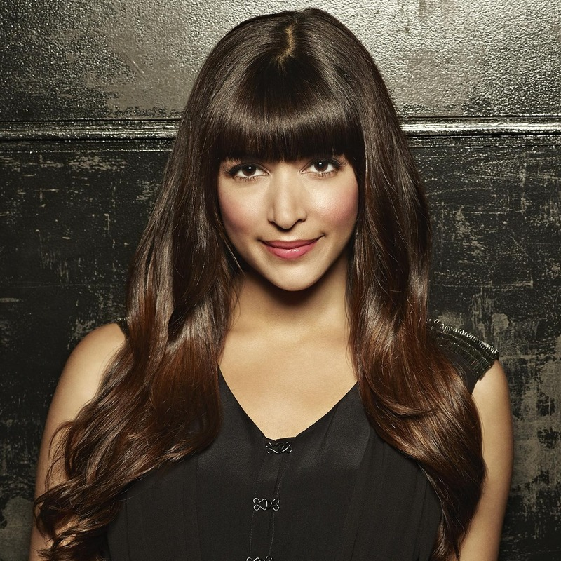 Very Cece from new girl are