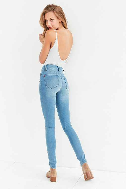 best sneakers high quality latest fashion BDG Twig High-Rise Skinny Jean - Light Blue