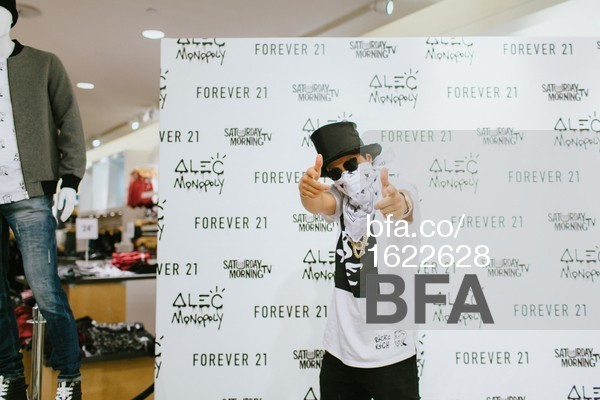0e5cd107 Forever 21 x Alec Monopoly x Saturday Morning TV Collection Launch ...