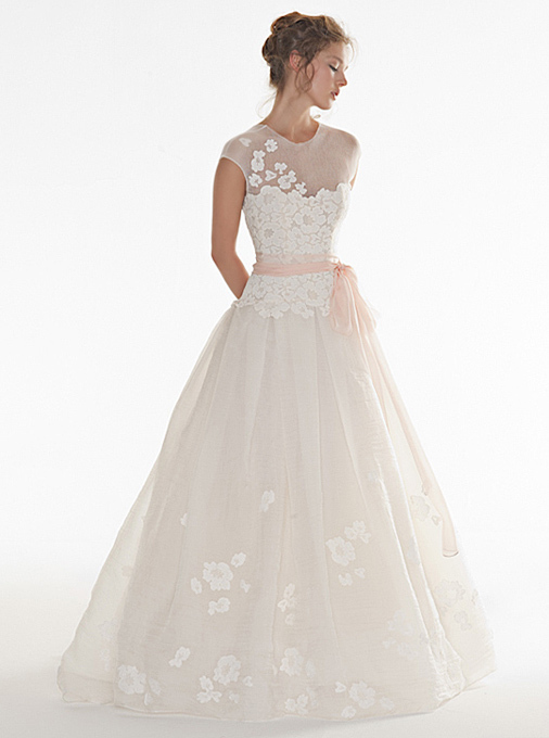 1f38553f5084b Aria Dress Jennifer Wedding Gown | Pradux