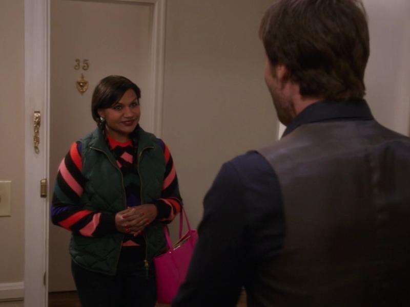 9b5cc6c5c5a8 The Mindy Project Season 4 Episode 15 Fashion