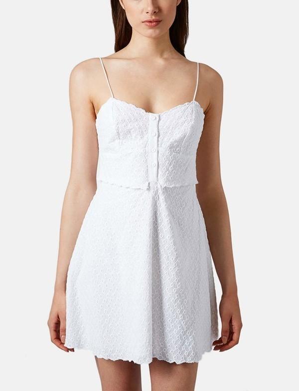 Betsey Johnson Zip Front Scuba Dress Pradux