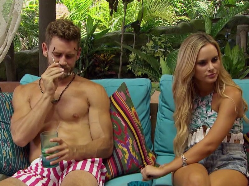 Amanda Stanton's Tassel Bikini Top on Bachelor in Paradise